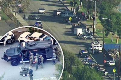 美国加州一投票站附近发生枪击事件 已致1死5伤