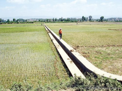 我市今年已累計完成水利投資6.9億 完成率排在全省前列
