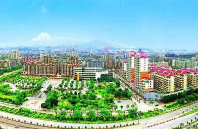 圭峰会城去年社零总额增幅排名江门第一