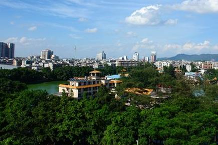 鹤山21条村入选全国首批绿色村庄 数量居三区四市之首