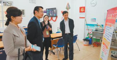 蓬江區民政工作會議提出 加快健全養老服務體系建設