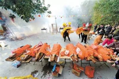 江门各地的这些欢度元宵活动 让全城都沸腾了