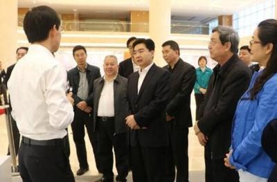 省政协主席王荣到我市调研 着力提升制造业企业核心竞争力
