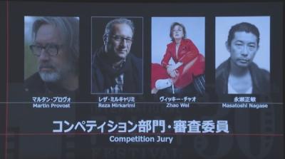 赵薇担任东京电影节评委 三度坐镇国际A类电影节
