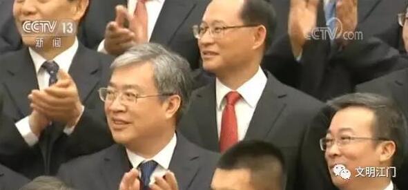 北京传来好消息!江门3村镇2单位1学校荣获文明称号