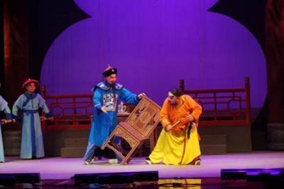 省艺术节在我市首设分会场 三台大戏陆续上演