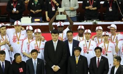 新华社这样评价中国篮球管办分离后的首个CBA赛季