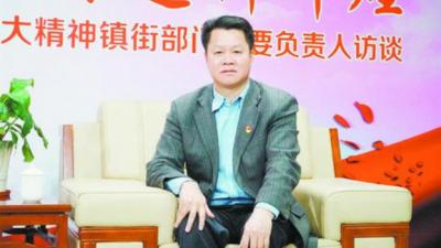 鹤山市发展和改革局党组书记、局长张雁威: 全力抓好重大项目建设