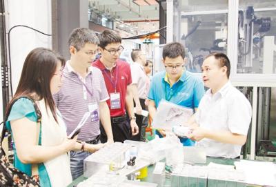 市创新创业大赛进入实地考察环节  约30家企业将进入决赛