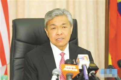 马来西亚前副总理扎希德 受到45项罪名指控