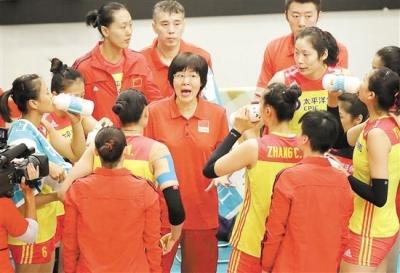 中国女排无缘世锦赛决赛 苦战五局负于意大利队