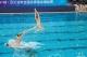 2018年全国花样游泳锦标赛精彩继续 京苏鄂队夺集体自由自选金牌