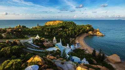 那琴半岛和大雁山荣获国家4A级旅游景区称号