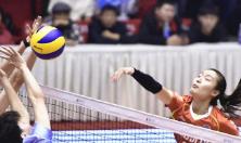 中國將舉辦東京奧運會排球資格賽