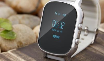 蓬江区133名残疾人用上智能定位手表