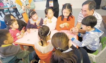 江门市博物馆举办新春社教活动