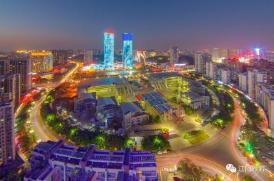 提前揭秘!新春版江门灯光秀,点亮侨乡城市品质!