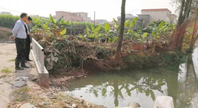 礼乐一五金配件公司废水未处理直排河道 两人被批捕