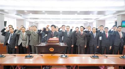 鹤山市十五届人大常委会召开第十九次会议