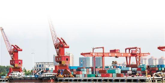 """江门关区一季度对""""一带一路""""沿线国家和地区进出口逾70亿元"""