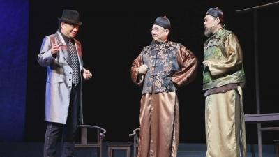 大型原創話劇《大道無疆》獲得各界一致好評