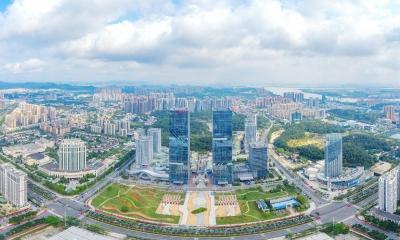 """市领导赴台山、新会开展""""暖企业、促投资""""调研活动"""