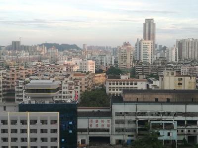 高新區(江海區)開展出租屋 滅火救援演練