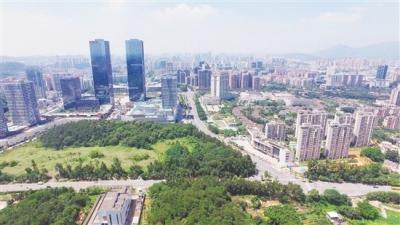 蓬江区全面塑造经济高质量发展新动力
