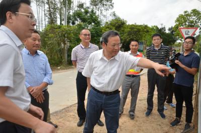 刘毅持续开展暖企业调研活动 主动服务 营造良好营商环境