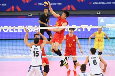 2019世排联赛江门男子组比赛结束 中国男排0胜3败收官