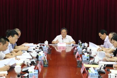 刘毅主持召开全市乡村振兴综合改革试点工作推进会要求:精准发力 打造全省乡村振兴示范模板