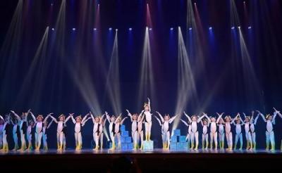 粤港澳大湾区青少年艺术展演芭蕾专场在江门举行