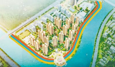 瞄准三大产业集群 聚焦城市品质提升