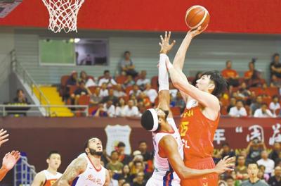热身赛险胜波多黎各,但中国男篮也暴露出自身问题