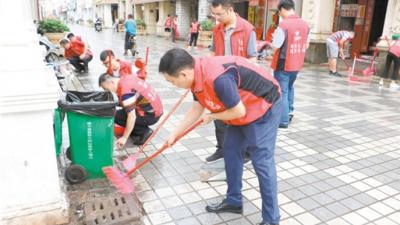 台山市积极探索城市基层党建新路径