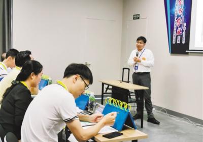 江门市创新创业大赛复赛全部完成