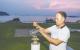 上川島氣象站站長楊萬基:離臺風最近的人