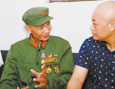 62岁退役军人刘根胜:军旅生涯纪念品是最宝贵的东西