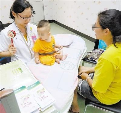 预防和减少儿童残疾发生