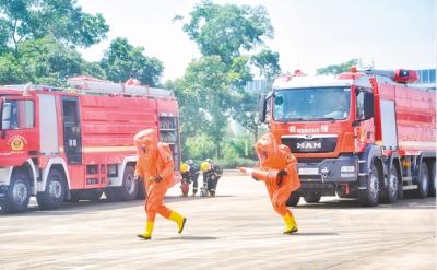 外海街道举办培训班 推动火灾隐患整治工作深入