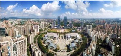 中国外贸百强城市排名 江门居第41位
