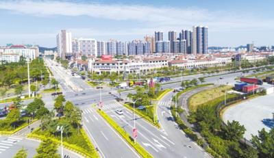高新区(江海区)上半年多项经济指标排名全市前列