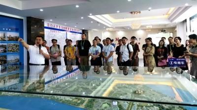 60支人才团队登上江门人才岛考察!为人才引进、项目落地打下坚实基础