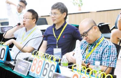 江门市创新创业大赛复赛第一场昨日举行