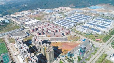 江门五大万亩园区上半年新引进超亿元项目15个