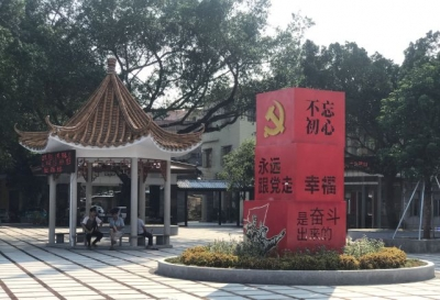 视频 江海区外海街道麻三村凝聚服务新力量 写好治理新篇章