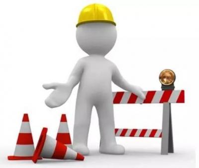 注意啦!这些道路因施工需要将实施临时交通管制