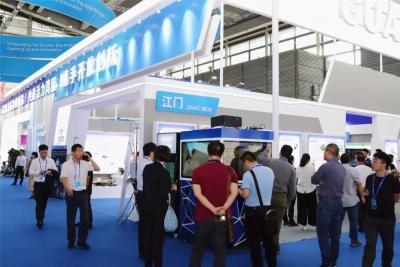 第二十一届高交会在深圳开幕 江门9个科技项目逐梦高交会