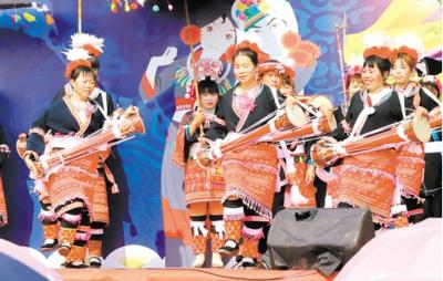 台山首届革命老区文化旅游体验日活动在深井镇举行