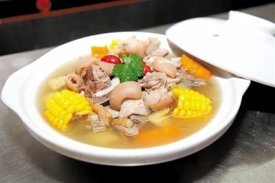 清宫黑山羊 营养与美味兼得的特色滋补菜